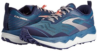 Brooks Caldera 4 (Blue/Peacoat/Desert Flower) Women's Running Shoes