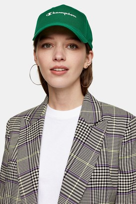 Champion Womens Green Unisex Cap By Green