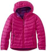 L.L. Bean Girls' Ultralight Down Jacket