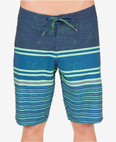 "Volcom Men's Lido Liney Mod Stripe 21"" Boardshorts"