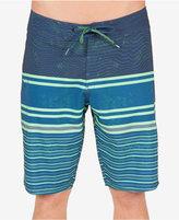 Volcom Men's Lido Liney Mod Stripe Boardshorts