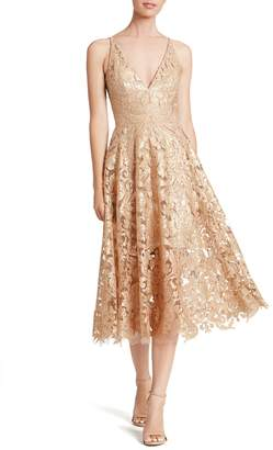 Dress the Population Blair Embellished Fit & Flare Dress