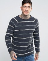 Nudie Jeans Vladimir Fisherman Knit