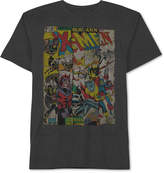 JEM Men's X-Men Cover Shred Cotton Graphic-Print T-Shirt