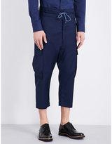 Vivienne Westwood Samurai Wool Trousers