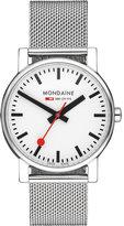 Mondaine A6583030011sbv Evo Stainless Steel Watch