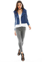 J Brand Anja Cropped Jean in Ardennes