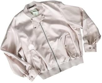 By Malene Birger Pink Polyester Jackets