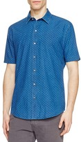 Zachary Prell Fernandes Slim Fit Button Down Shirt