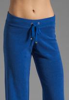 Juicy Couture Terry Original Leg Pant