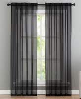 Victoria Classics Infinity Sheer Window Panels and Valances