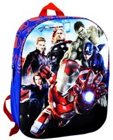 Marvel Childrens/Boys Official Avengers Backpack/Rucksack