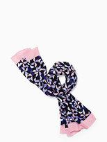 Kate Spade Spinner oblong scarf