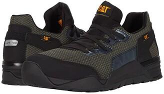 Caterpillar Sprint Textile Alloy Toe (Black) Men's Shoes