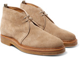 Officine Creative - Harvard Suede Desert Boots