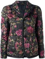Comme des Garcons quilted floral jacket