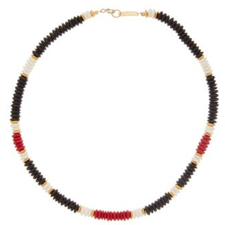 Isabel Marant Beaded Necklace - Multi