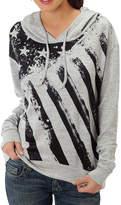 Roper American Flag Hoodie Top