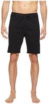 Brixton Barge Solid Trunks Men's Swimwear