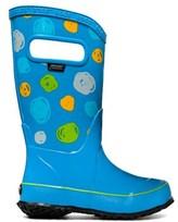Bogs Kids' Sketched Dots Rain Boot Toddler/Pre/Grade School