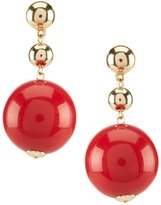Anna & Ava Sasha Ball Drop Statement Earrings