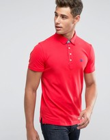 Benetton Polo Shirt In Slim Fit