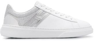 Hogan Sparkle Detail Sneakers