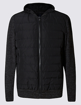 Blue Harbour Tailored Fit Bomber Jacket With Stormweartm