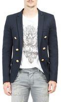 Balmain Open-Front Jacket