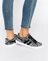 Gola Equipe Reptile Print Sneaker
