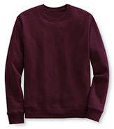 Classic Men's Crew Sweatshirt-Burgundy