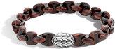 John Hardy Classic Chain Bead Bracelet with Lapis