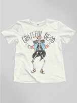 Junk Food Clothing Kids Boys Grateful Dead Skeleton -sugar-l