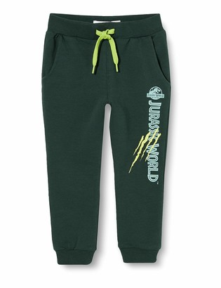 Name It Boys' NMMJURASSIC DANY SWE Pants BRU LIC Track Bottoms