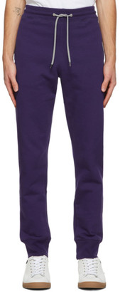 Paul Smith Purple Zebra Lounge Pants