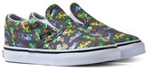 Vans Classic Slip-On Yoshi Multi Print Trainers