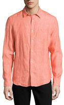 Nautica Linen Shirt