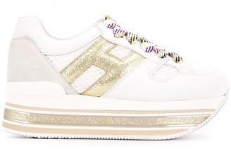 Hogan H516 platform sneakers