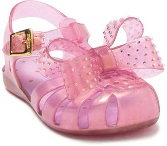 Mini Melissa Mini Aranha XIII Bow Sandal (Toddler)