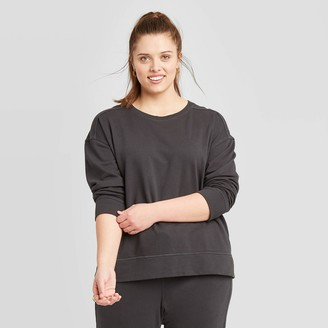 Universal Thread Women's Plus Size Sweatshirt - Universal ThreadTM