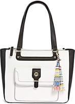 Liz Claiborne Jenny Shopper Shoulder Bag