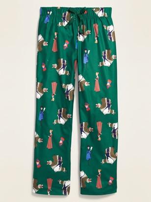 Old Navy Klaus X Micro Performance Fleece Pajama Pants For Kids