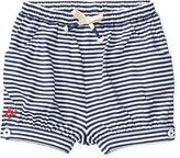 Ralph Lauren Girl Striped Cotton Pull-On Short