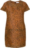 Christian Wijnants Duki paisley print dress