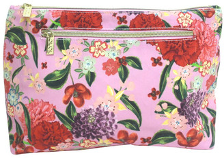 Tonic Large Cosmetic Bag Romantic