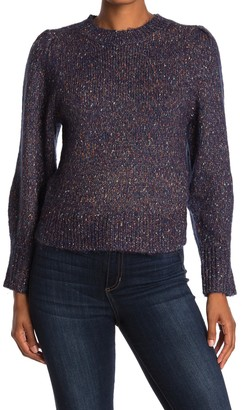 ASTR the Label Clara Marled Knit Sweater