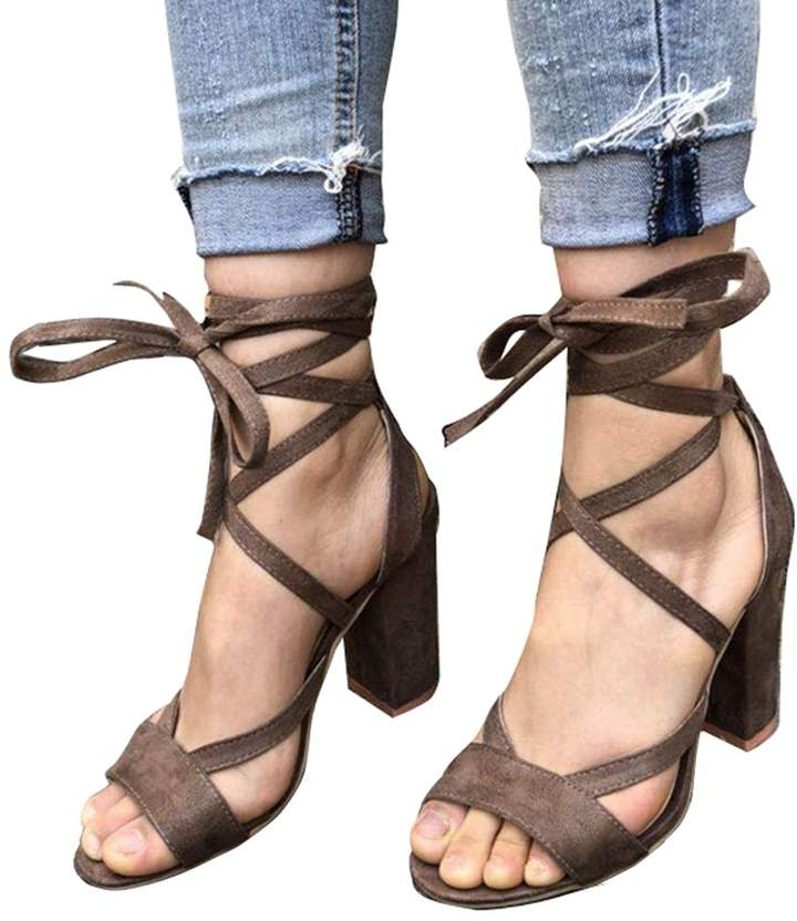 09bd1d0fb39a Beige Peep Toe Sandals For Women - ShopStyle Canada
