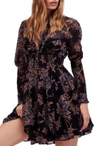 Free People Women's Fake Pretend Babydoll Dress