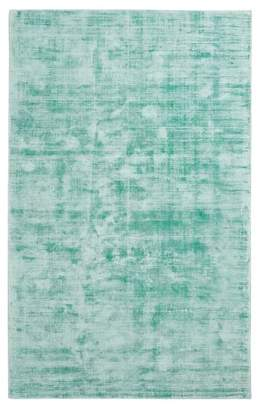 Pottery Barn Teen Solid Viscose Rug, 3'x5', Pale Seafoam