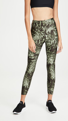 Good American Active Double Knit Leggings